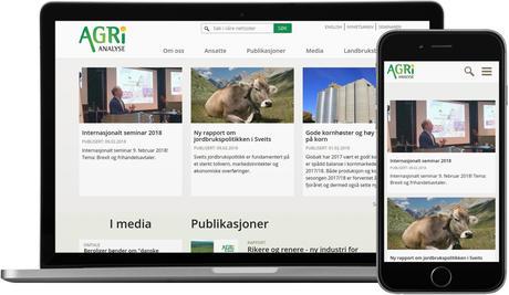 skjermbilde fra www.agrianalyse.no