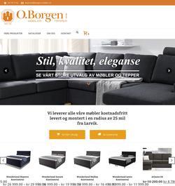 skjermbile fra www.borgen-mobler.no/