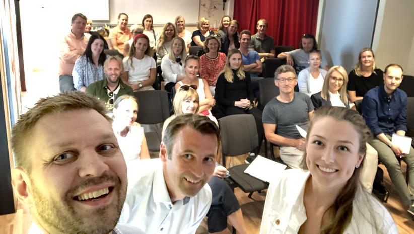 Lunsje-seminar Trondheim