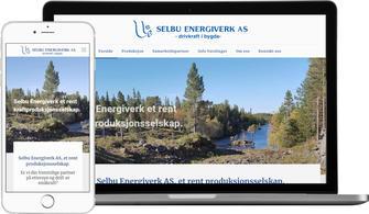 skjernbilde fra www.selbu-energiverk.no/