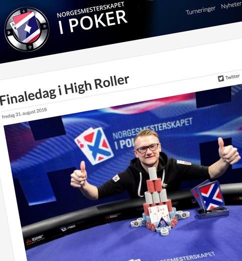 skjermbilde fra  www.norgesmesterskapetipoker.no/