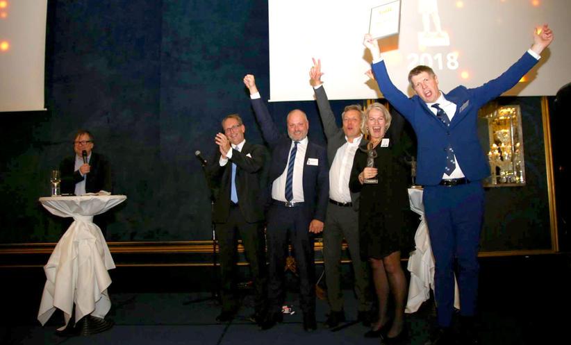 Skagerak Energi vinner Farmandprisen 2018 for årets nettsted