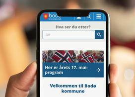 skjermbilde fra bodo.kommune.no