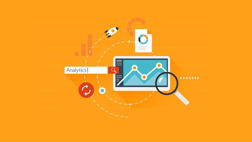 Illustrasjonsbilde av analyseverktøyet Google Analytics